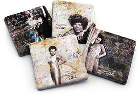Simply Eartha coasters